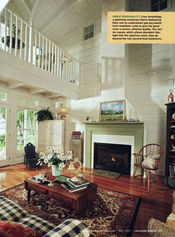 image result for how to lighten up a log home interior on colors to paint inside house id=84322