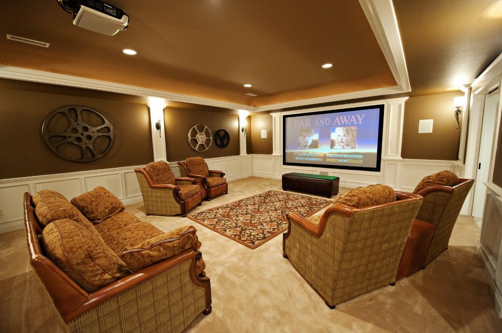 12 Woodland Ridge Basement Theater Room Home Theater Rooms Bedroom Built Ins Home