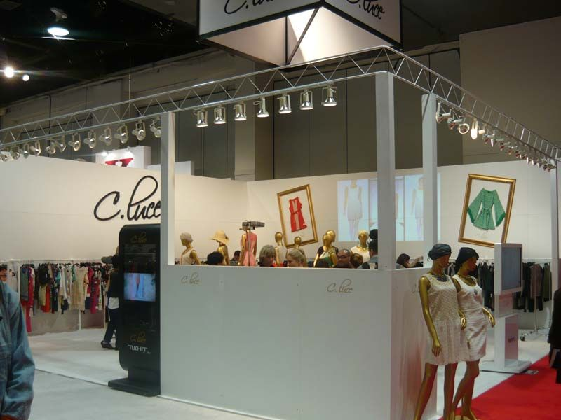 The exhibition companies in USA not only give you the best stand