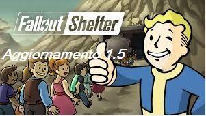 UNIVERSO NOKIA: Aggiornamento Fallout Shelter | Riciclare Oggetti ...
