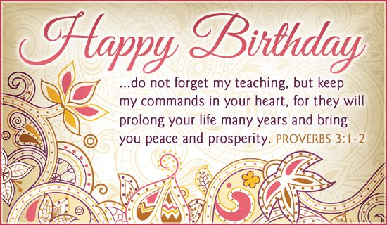 Free Proverbs Ecard Email Personalized Birthday Cards Home Ecards Scripture Love