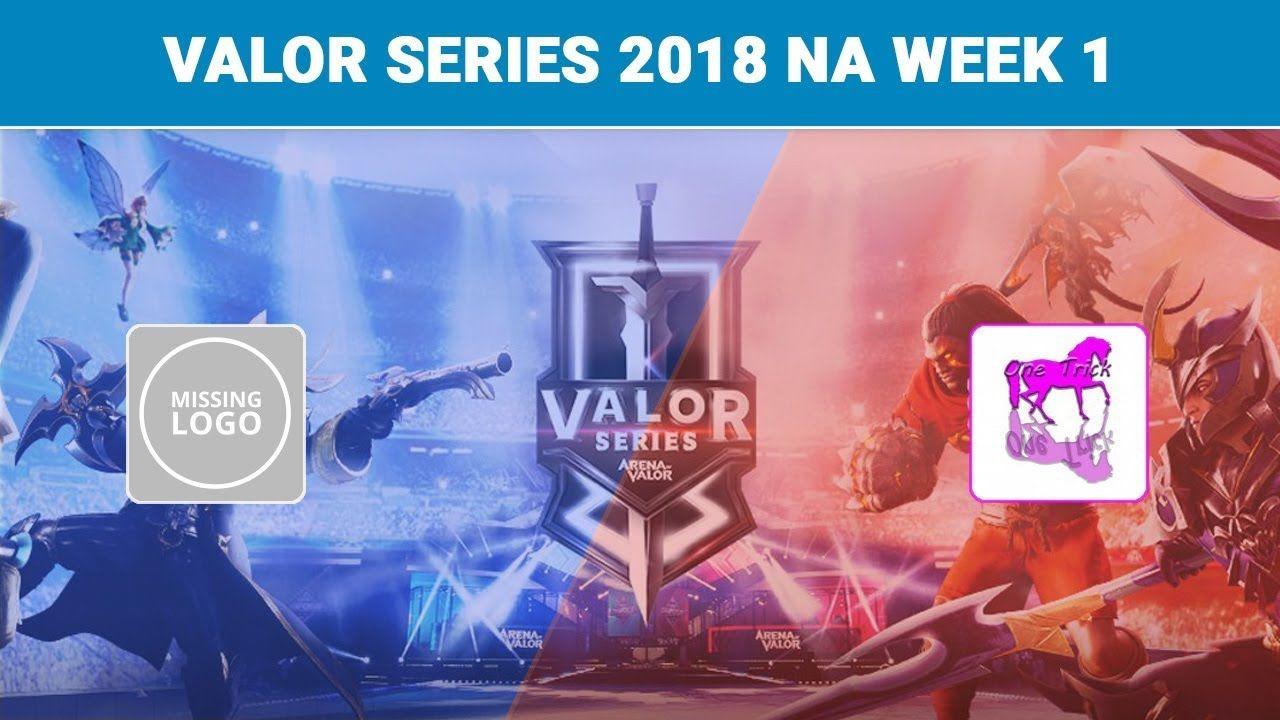 Highlights Team Atlas Vs One Trick Valor Series 2018 North