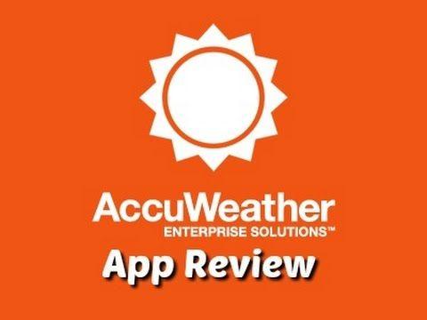 Accu Weather Weather App App Review App reviews, App