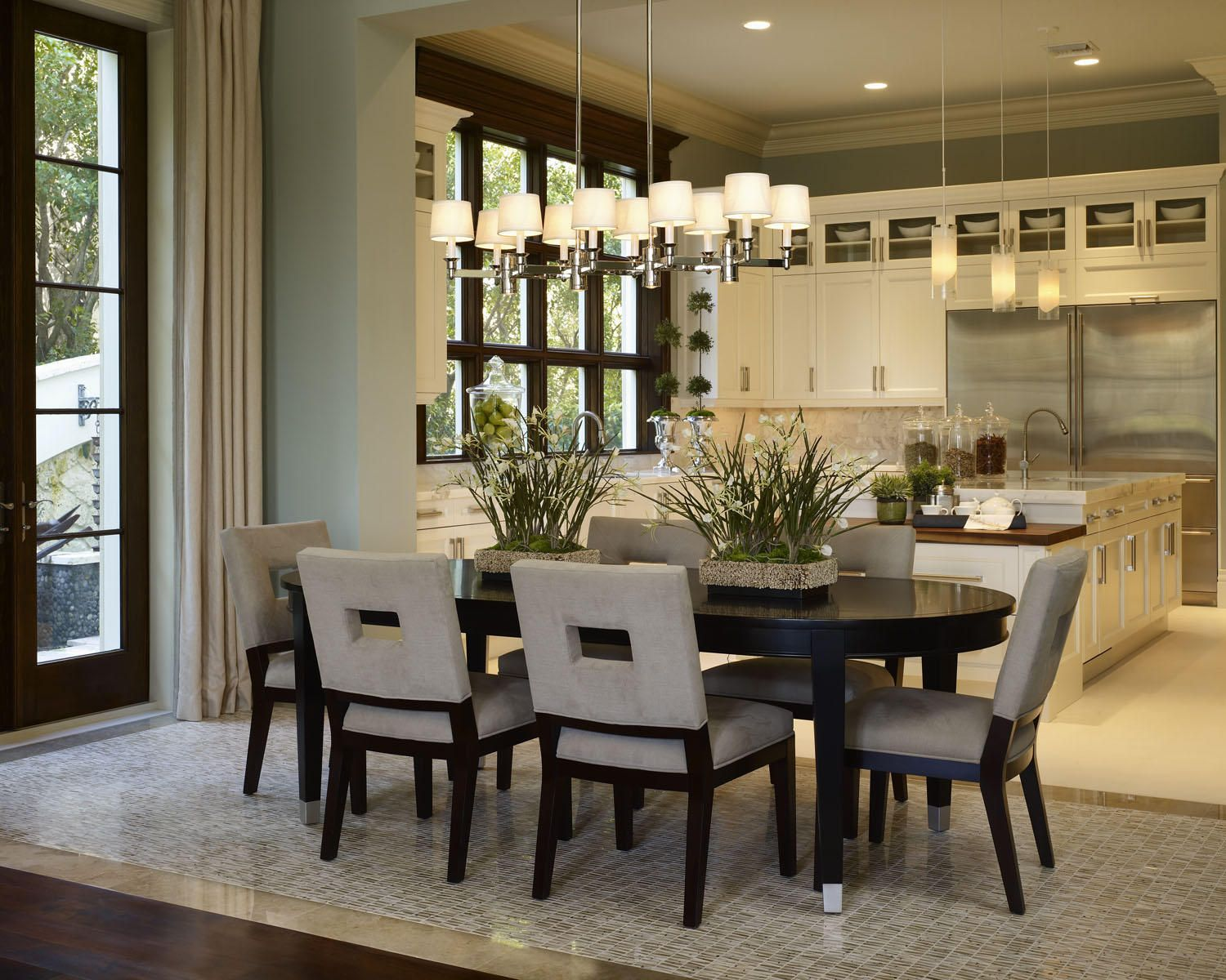 transitional designs design ideas transitional dining room table dining interior dining on kitchen interior table id=15446