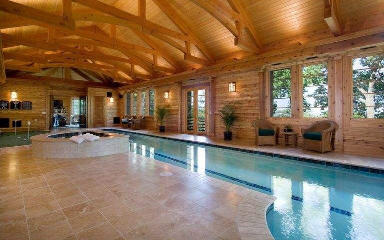 The Benefits Lap Pools And Their Distinctive Designs