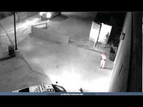 Camera Surveillance Catches Trespasser On Video Surrendering To Phoenix Police With Guns Drawn Surveillance Camera Home Video Surveillance Surveillance