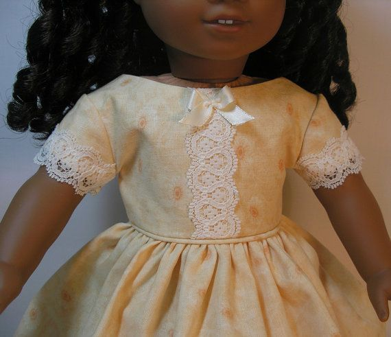 1853-1062 18 Inch Doll Clothes Dress for Marie by terristouch