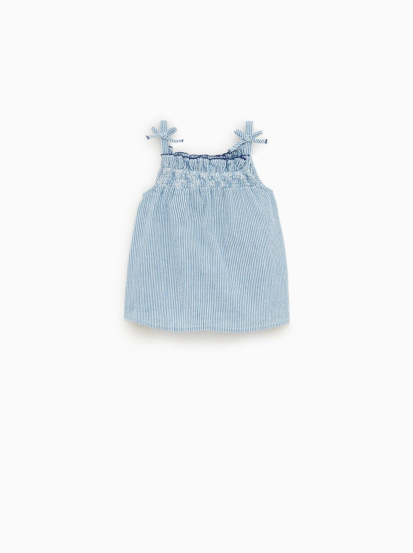 Printed Top New In Baby Girl 3 Mth 4 Yrs Kids Zara United States 14 90 Usd Meisjes Shirts Meisjes Baby Meisje
