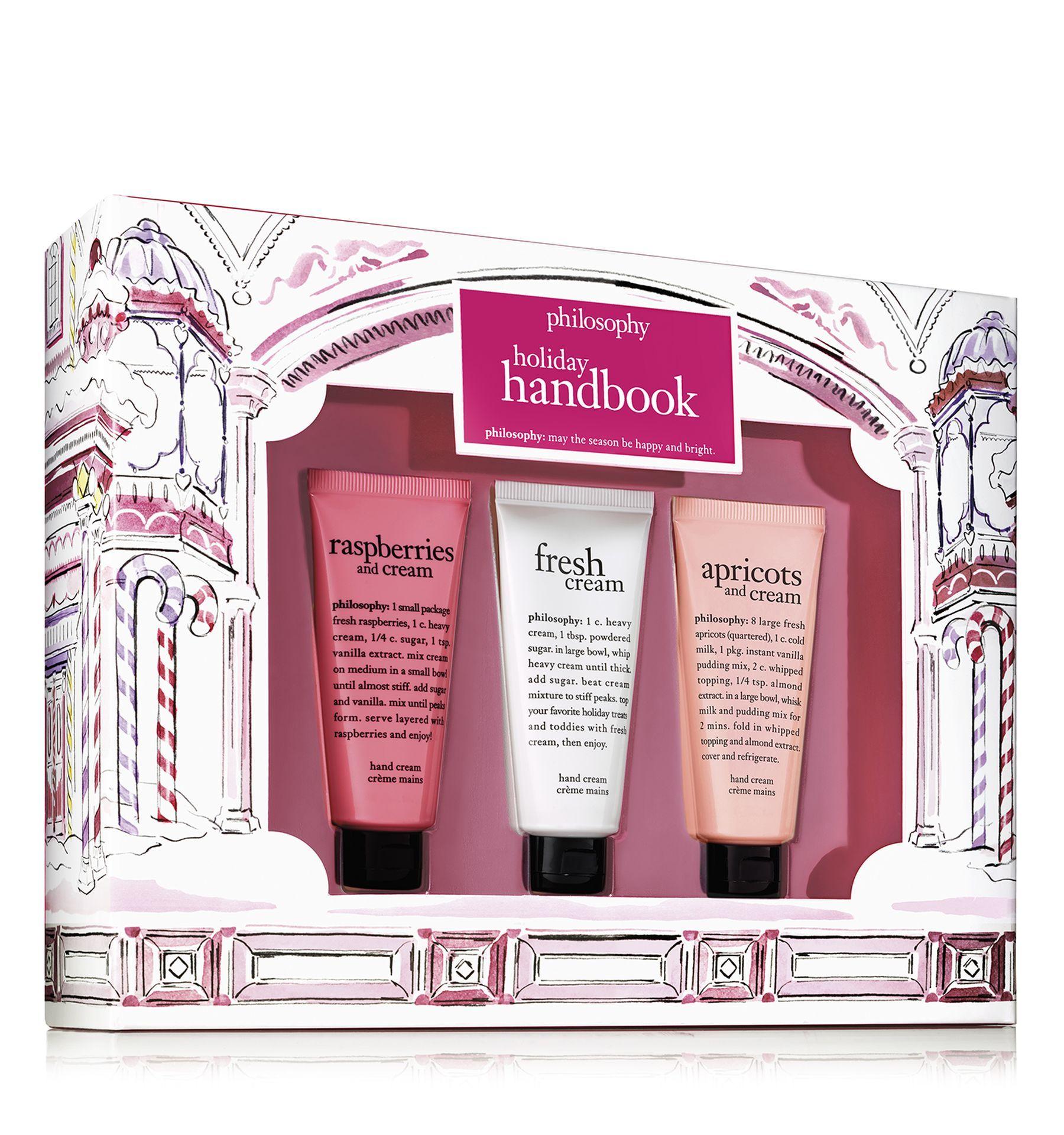 Holiday Handbook Hand Cream Beauty Gift Bath And Body