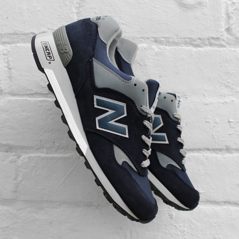 new product 4a605 6aa47 New Balance  577  - Navy   Grey - M577NG - £84.99