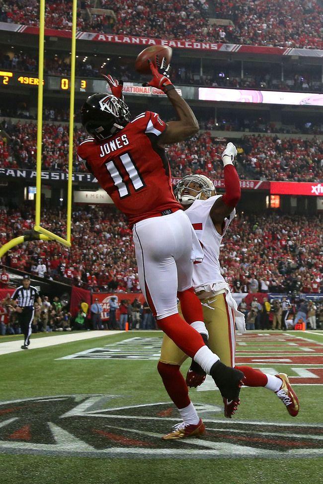 Julio Jones, WR, Atlanta Falcons