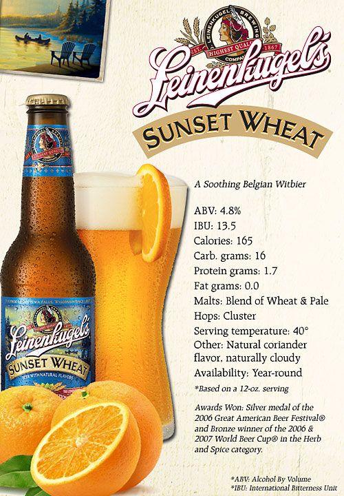 Oh hi leinenkugel 39 s sunset wheat you taste like for Fruity pebbles alcoholic drink