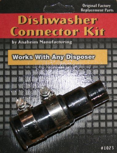 Waste King 1023 Universal Dishwasher Connector Kit Waste Https Www Amazon Com Dp B000he6eoa Ref Cm Sw R Pi Awdb X E Dishwasher Garbage Disposal Connector