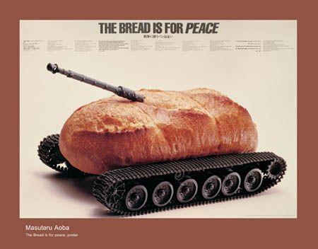 005 Masuteru Aoba- The Bread is for peace, poster Masuteru Aob - copy savant blueprint software download