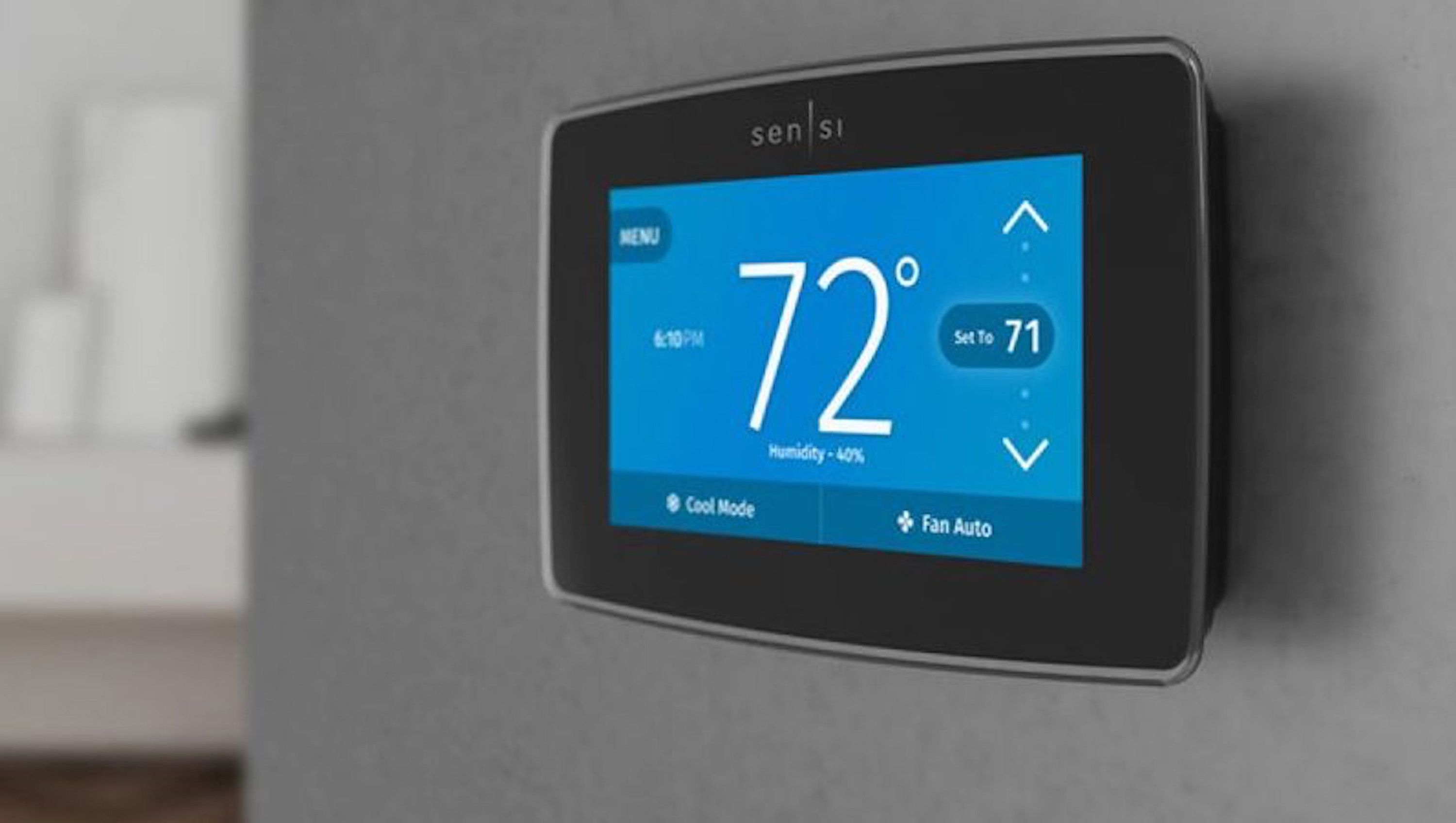 Best Smart Home Products Smart thermostats, Thermostat