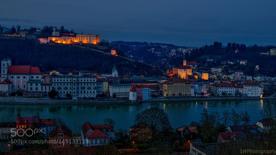 Popular on 500px : Illuminated fortress by wachter972