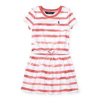 c419f5b26bb4 Polo Ralph Lauren® Girls  2T-4T T-Shirt Dress