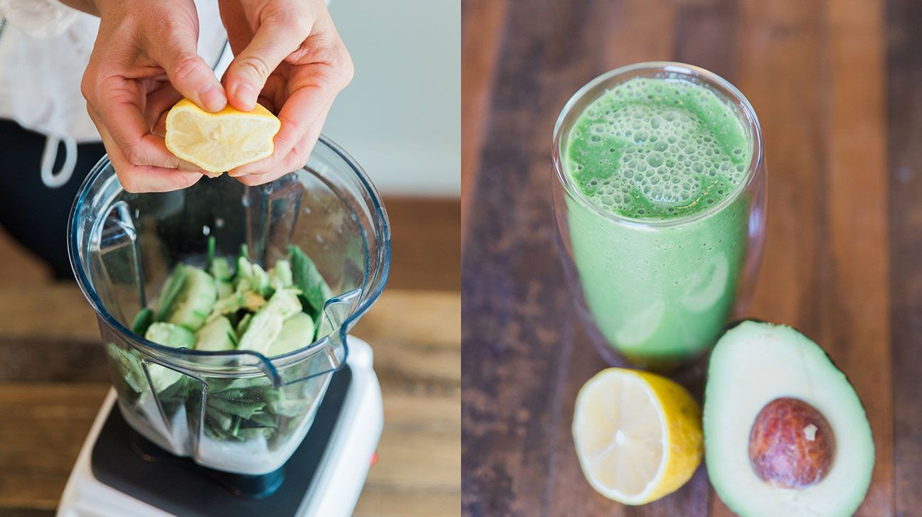 5 Go-To Smoothie Recipes From Super-Healthy Nutritionists