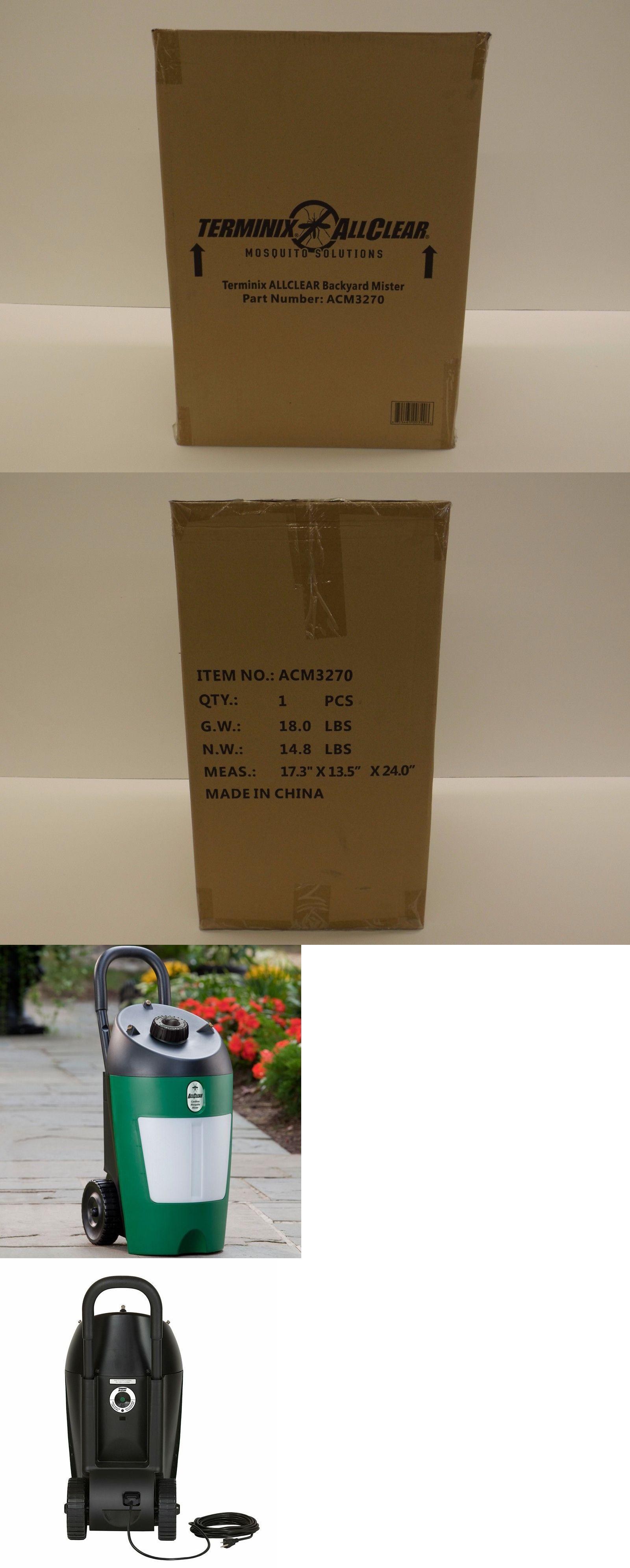 insect repellent sprays 181038 terminix allclear acm3270 backyard