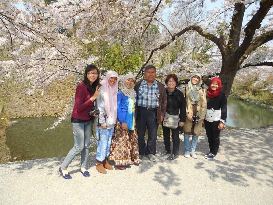 With Okaasan and Otousan, missing them #jenesys #japan2015 #japan #日本 #homestay #ホームステイ #culturalexchange #titanplanet