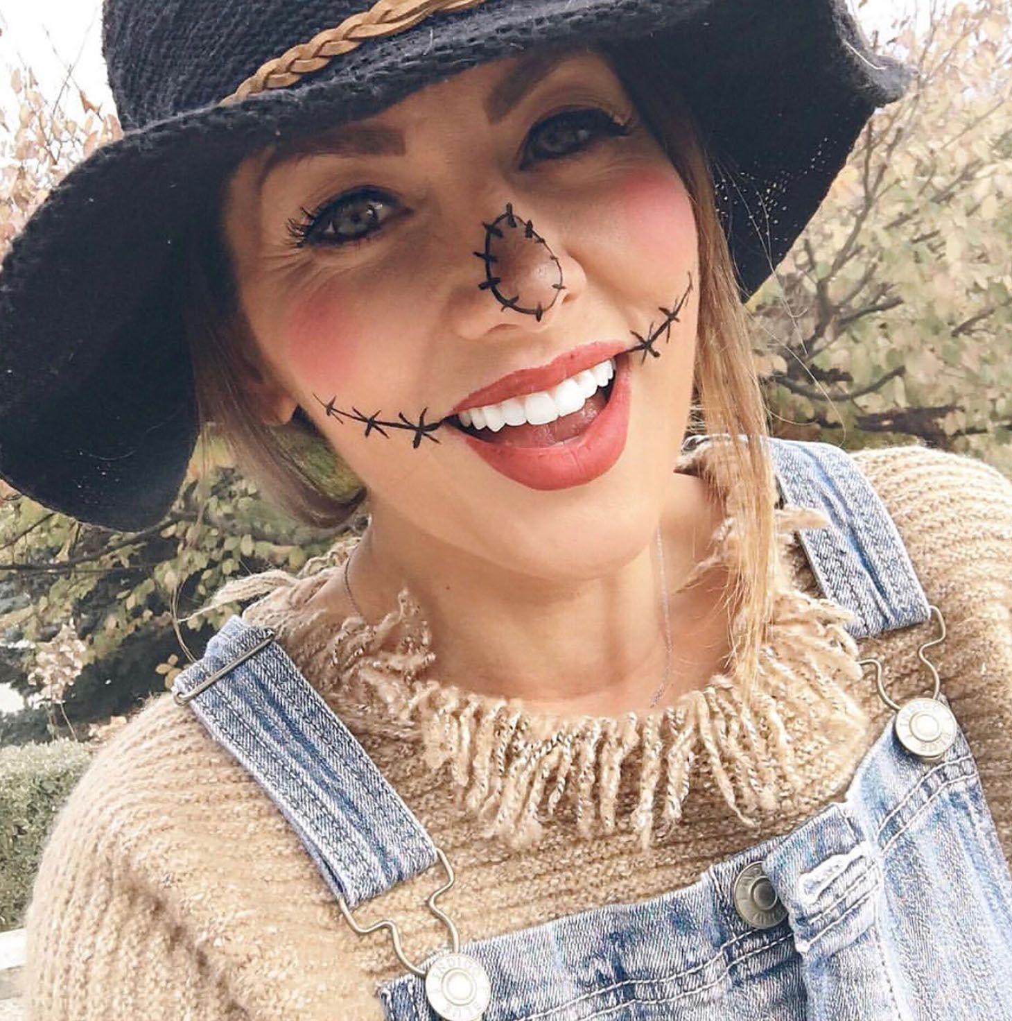 Last Minute Halloween Costumes From Your Closet (Jillian