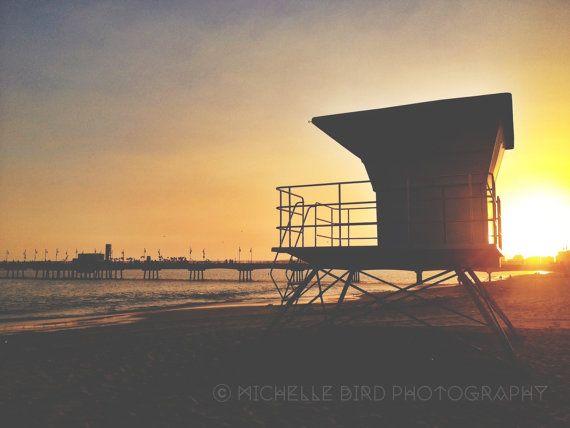 California Beach Photography Fine Art Photography by TheBlackVinyl ...