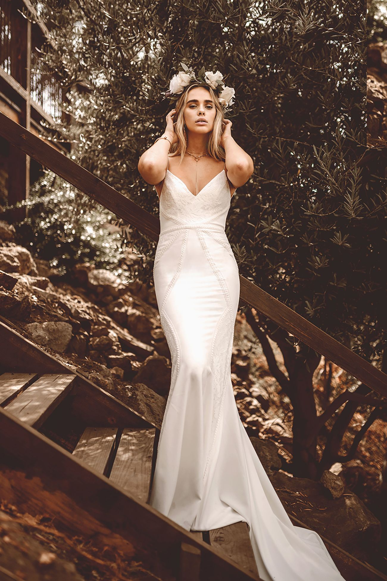 Wedding beach dress  Surf  Sand  Wedding Dresses for Your LaidBack Beach Wedding
