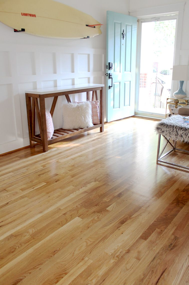 Before + After: New & Refinished Hardwood Floors
