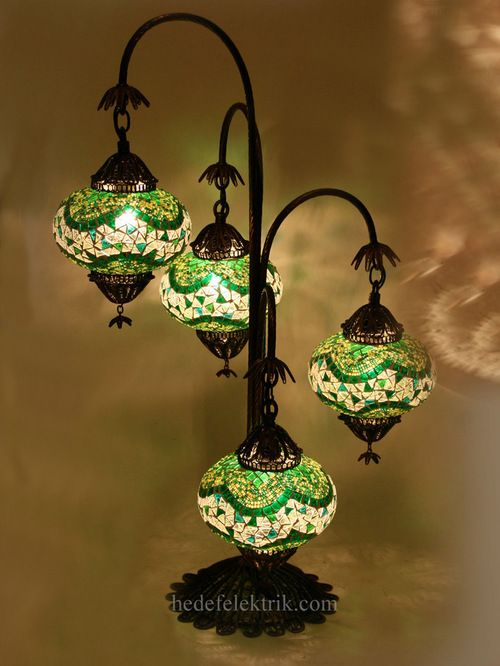 Cool Lighting, Lighting Ideas, North Africa, Middle East, Eclectic Table  Lamps, Turkish Lamps, Mosaics, Lampshades, Chandeliers