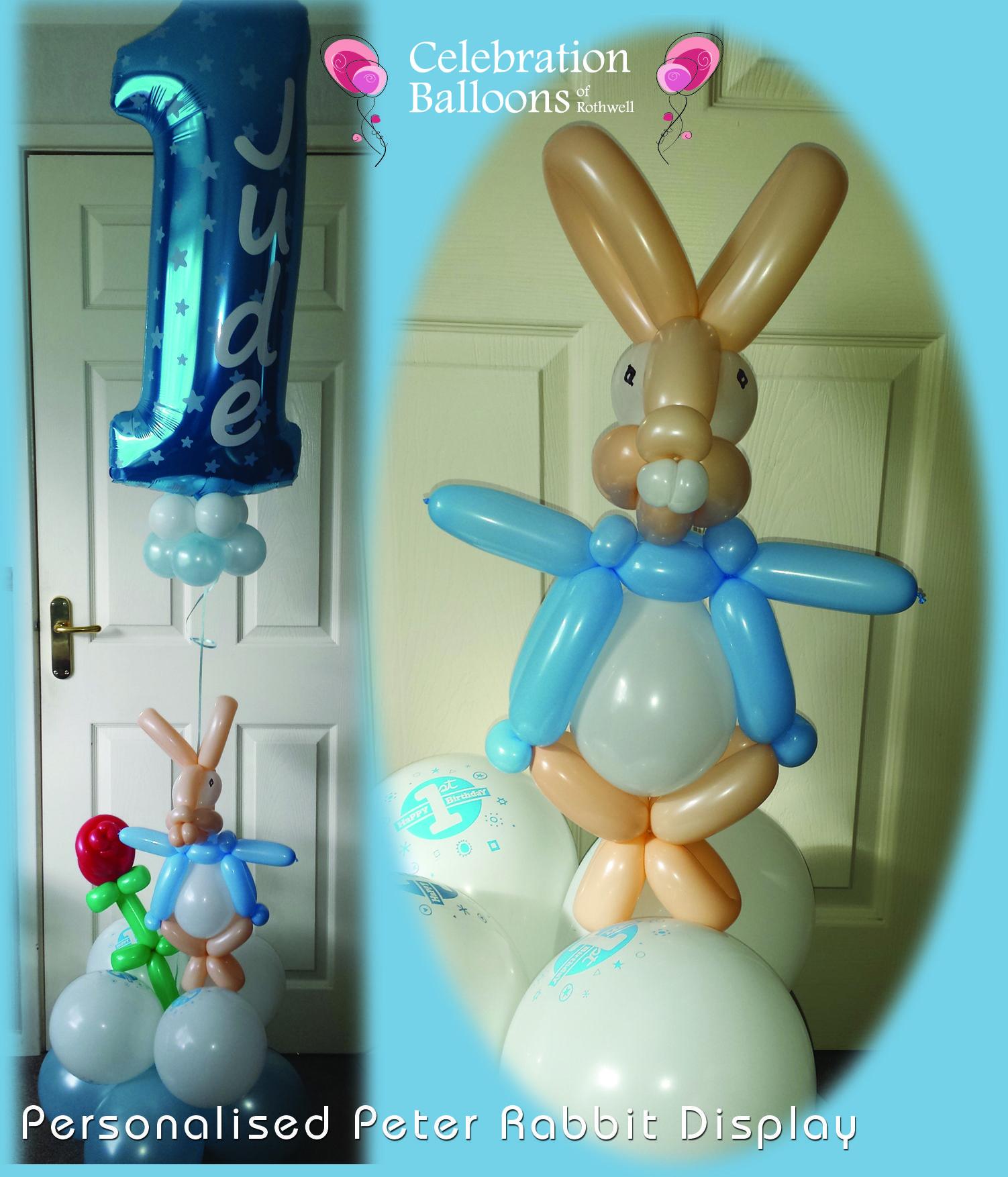 Peter Rabbit balloon Peter Rabbit Balloons Peter Rabbit Party