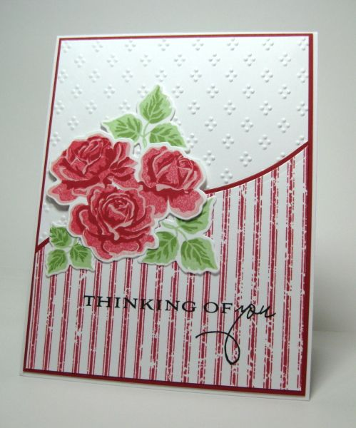 CAS Sweet Life by CherylQuilts - Cards and Paper Crafts at Splitcoaststampers