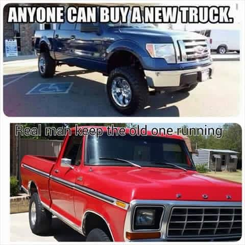 Classic Ford Trucks Ford Jokes Ford Truck Quotes Truck Quotes