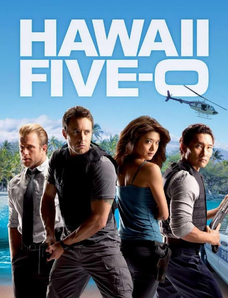 Hawaii five0 mostly just to see what happens with wo