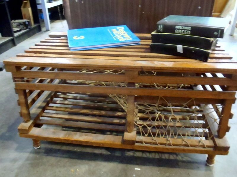 Lobster Trap Table On Kijiji Montreal