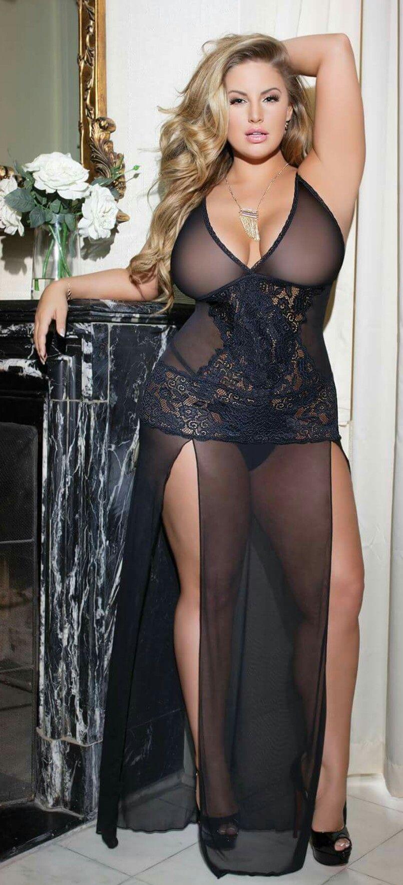 ashley alexiss!!! | curvy girl lingerie ♔ | pinterest | curvy