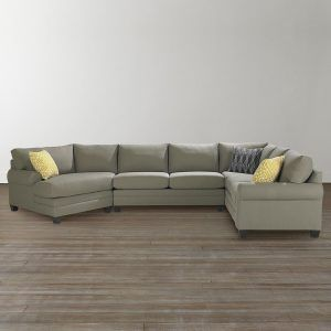 Charmant Sectional Sofa With Cuddler And Chaise