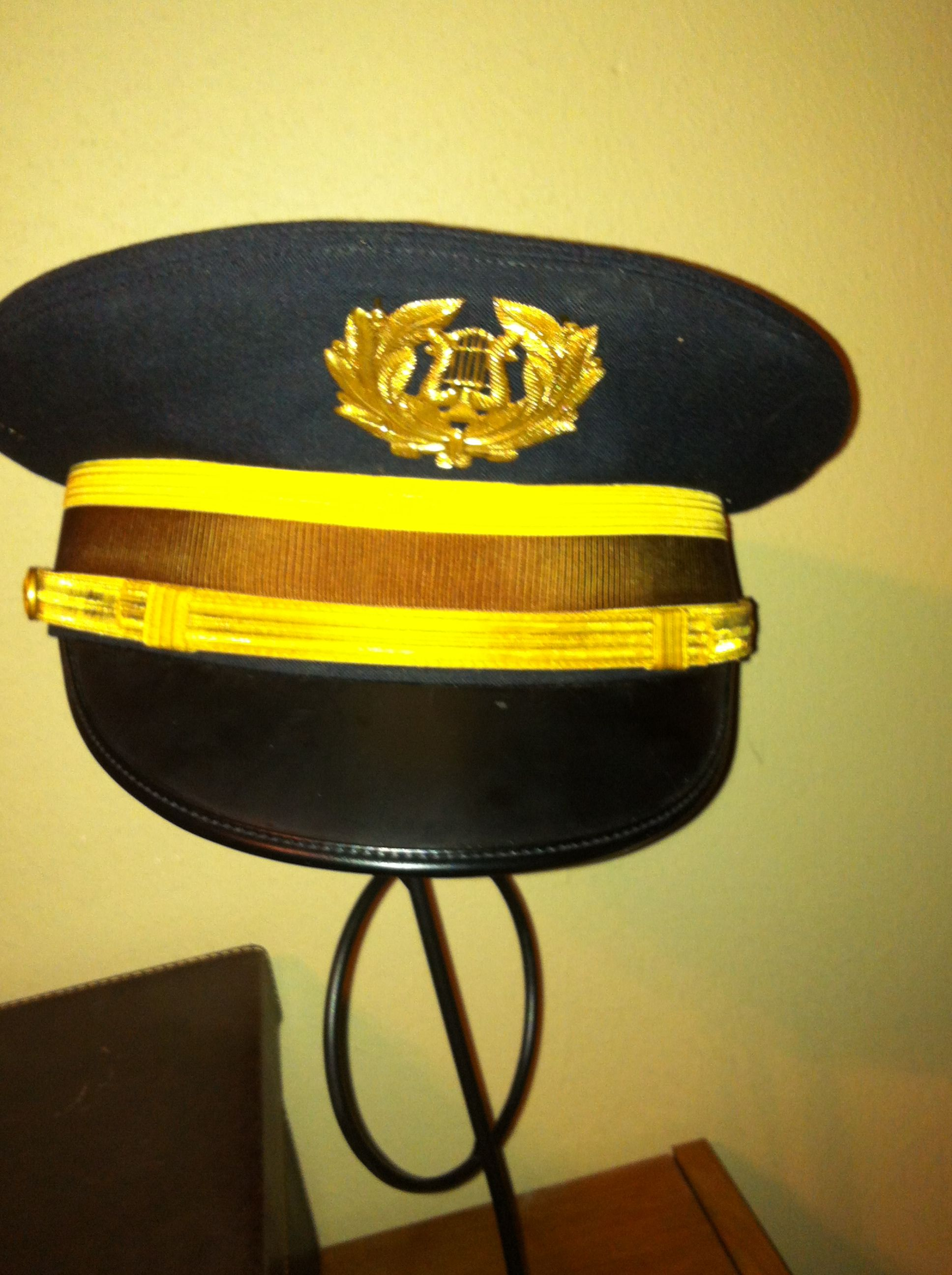Pin On Military Hats