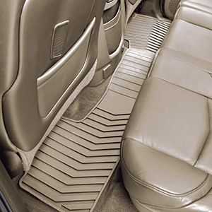 Chevy Tahoe Floor Mats Front Premium All Weather At Partscheap Com Chevrolet Accessories Chevrolet Tahoe Chevy Vehicles