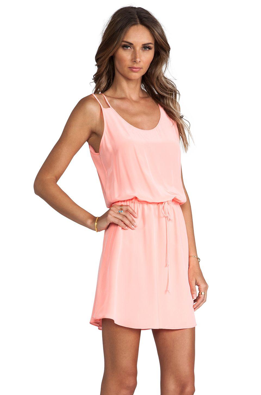 Pink silk summer dress | costura | Pinterest | Seda y Costura