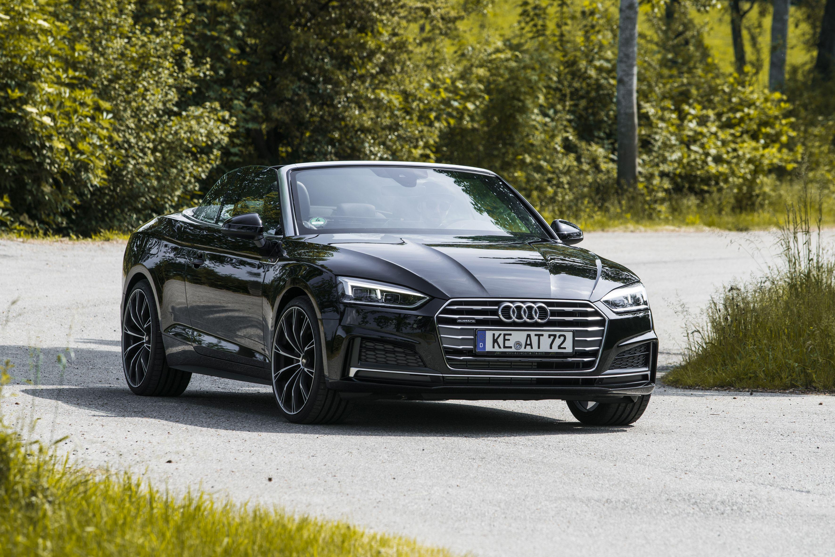 ABT Audi A5 Cabrio maakt een sprongetje - https://www.topgear.nl/autonieuws/abt-audi-a5-cabrio-gaat-op-visite-bij-abt-sportsline/