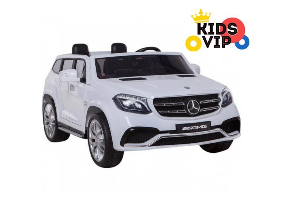 2 Seats Official Eva Premium Edition 2x12v Mercedes Benz Gls63