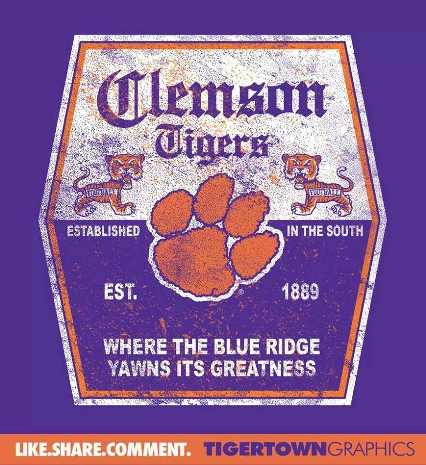 Clemson clemson tigers football clemson university