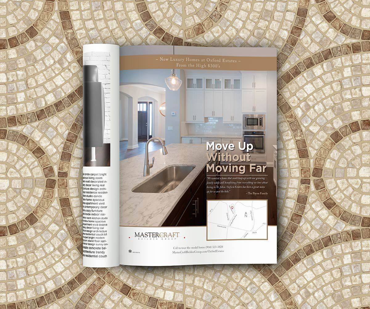 Luxury Home Print Ad Print Advertising Pinterest Ad Design - Luxury home designs magazine