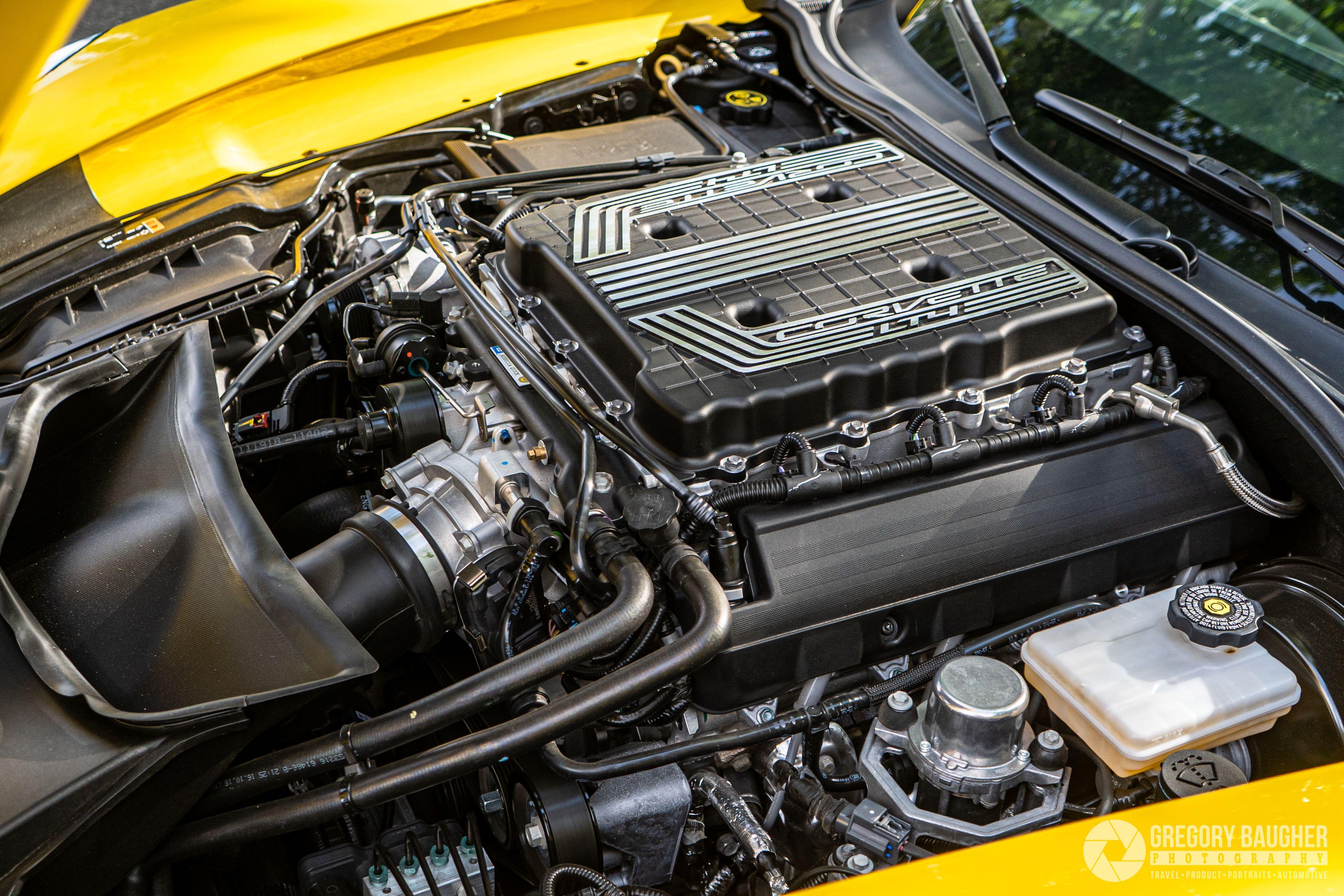 The 2019 Chevrolet Corvette Z06 Chevrolet Corvette Z06 Corvette