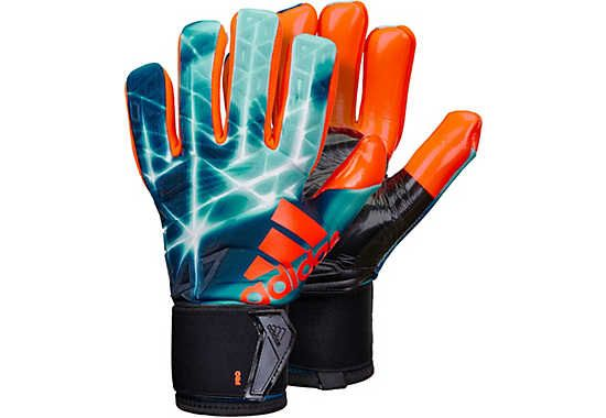 adidas ACE Trans Pro Goalkeeper Gloves – Manuel Neuer – Energy Blue ... 06c4f10e8a
