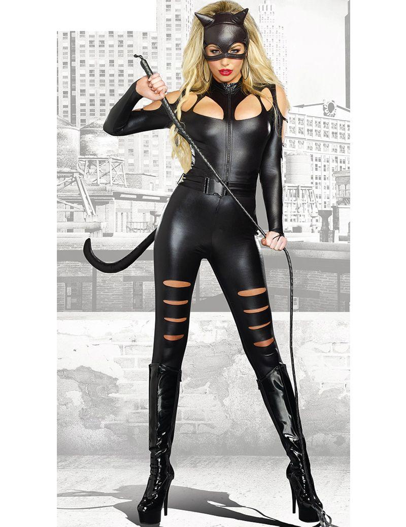Sexy lion fetish costumes