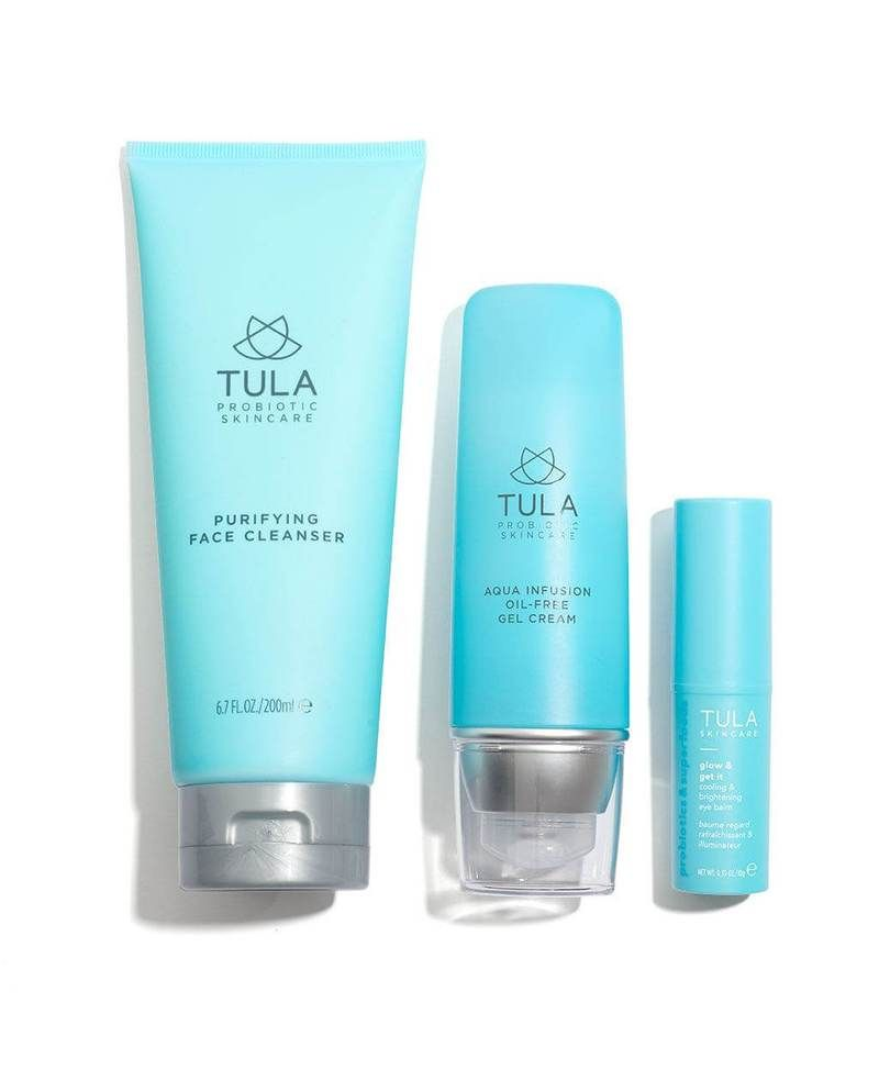 All Tula Skincare Face Cleanser Purifying Face Cleanser How To Grow Eyebrows