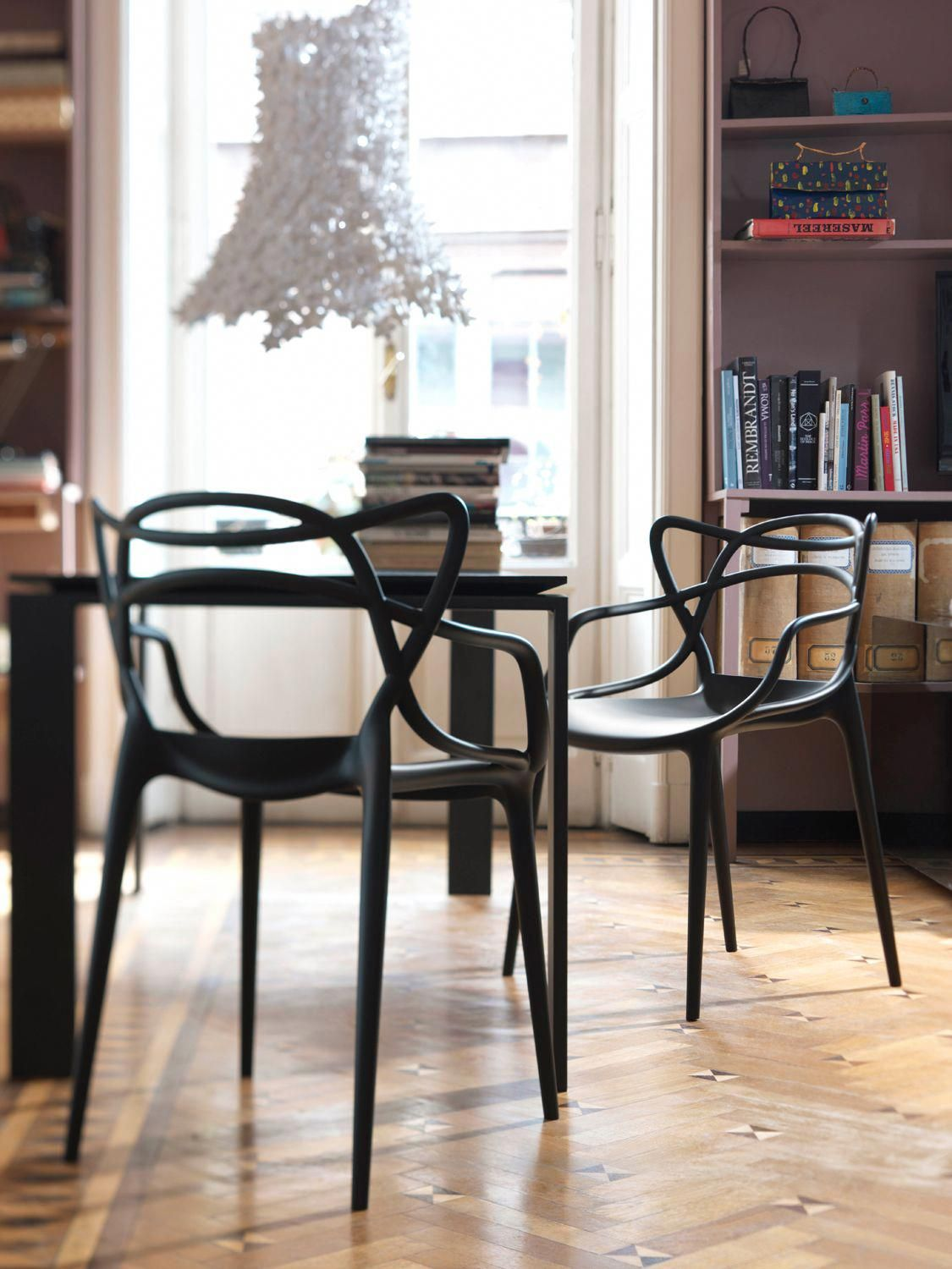 Sedia Masters | Masters chair • Design Philippe Starck with Eugeni ...
