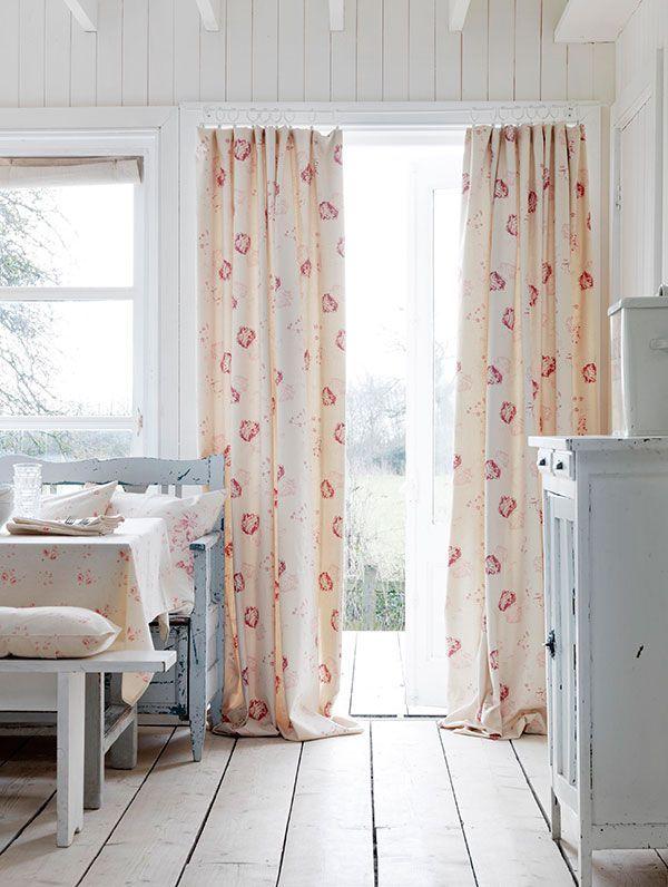 pin von christel romahn auf gardinen pinterest haus wohnen und skandinavisch wohnen. Black Bedroom Furniture Sets. Home Design Ideas