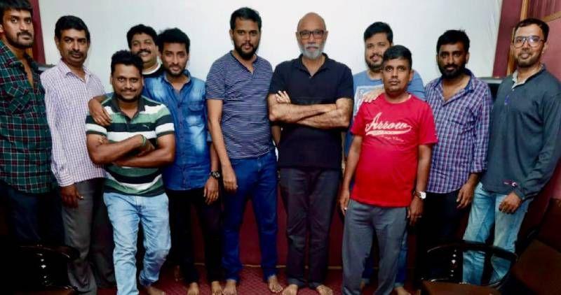 Sathyaraj's remarkable feat with dubbing of 'Theerpugal Virkapadum'